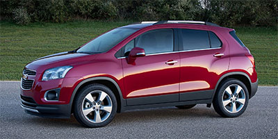 Chevrolet Trax Prices