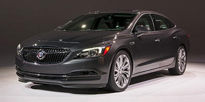 Buy a 2018 Buick in Rock Glen, PA