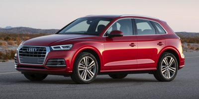 Buy a 2017 Audi in Fayette County, IA