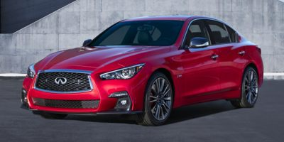 Buy a 2018 Infiniti in Le Roy, KS