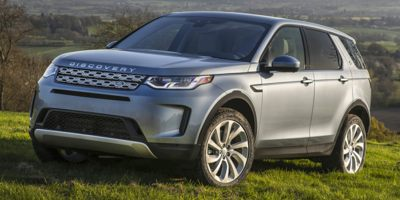 Buy a 2021 Land Rover in North Hampton, OH